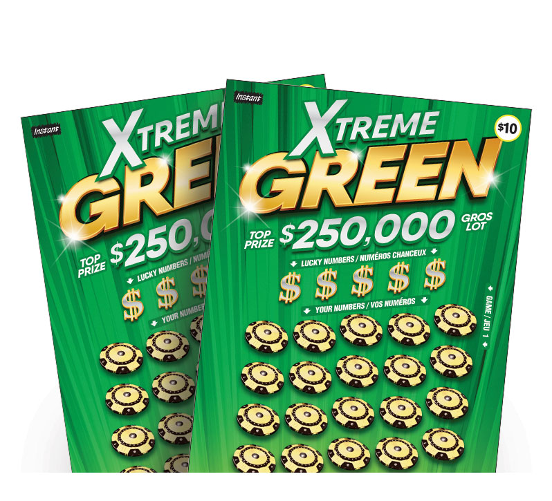Xtreme Green Tickets