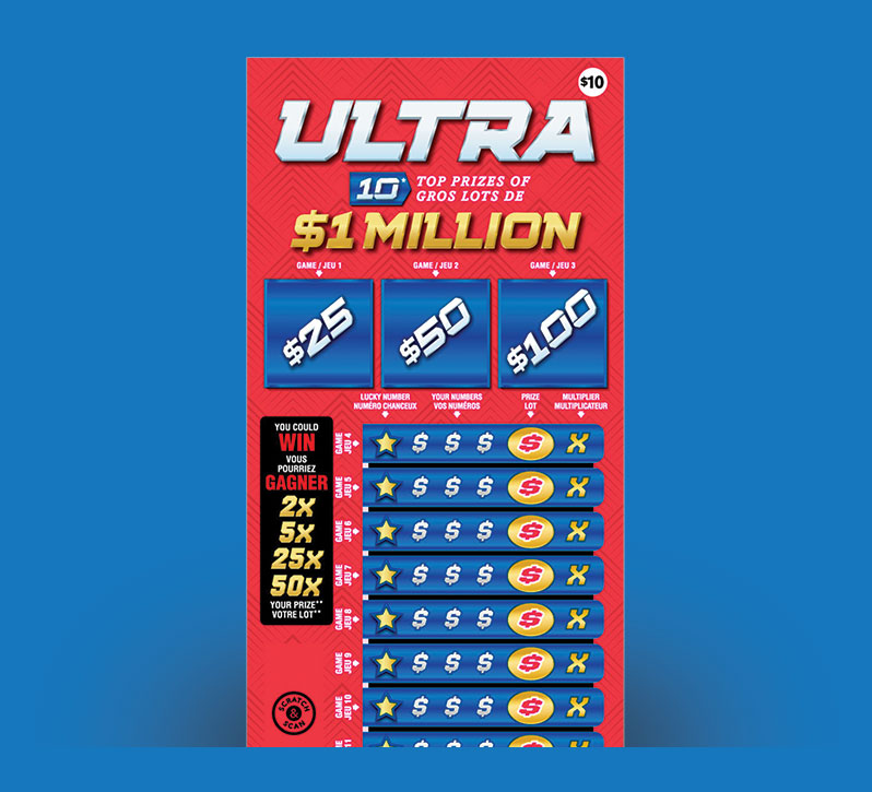 Ultra 2053 ticket