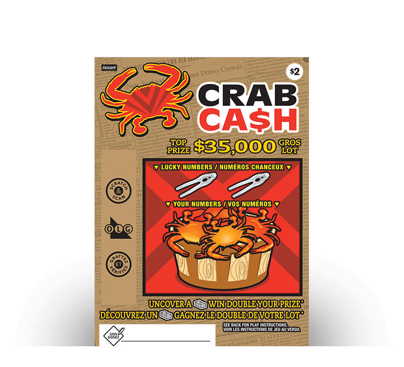 Billet Crab Cash 2030