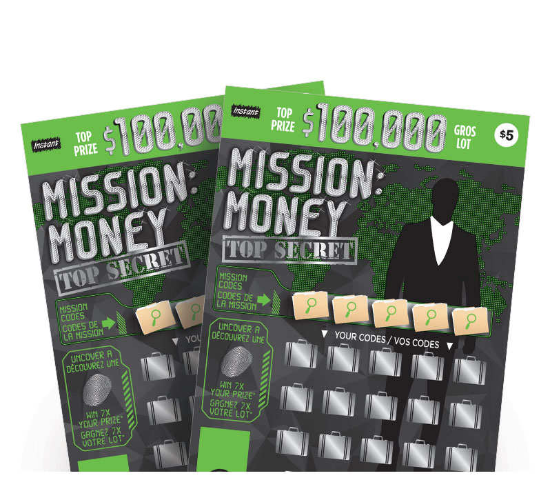 Mission Money Tickets