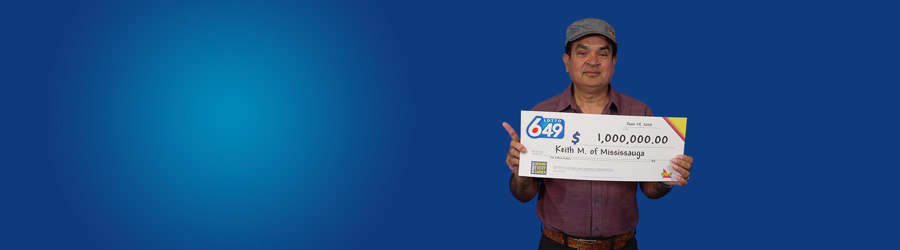 Gagnant à lotto 649