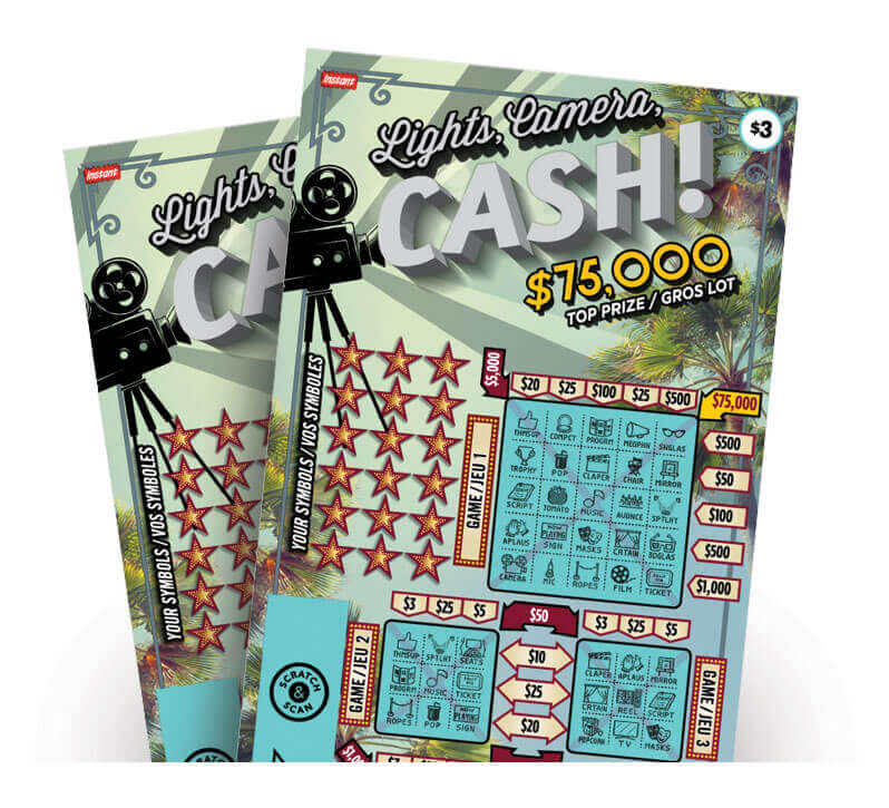 Lights, Camera, Cash!  2088 tickets