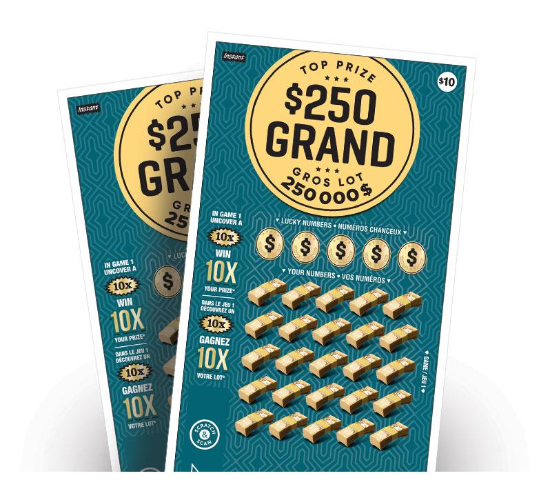 $250 Grand 2111 tickets