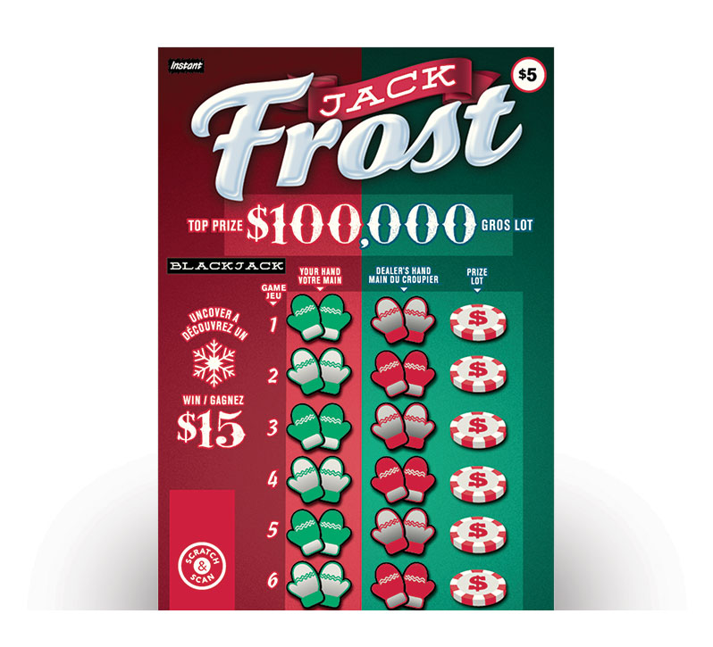 Jack Frost 2119 ticket