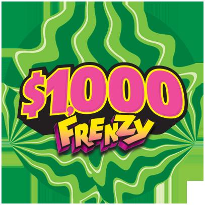 $1,000 Frenzy 2131
