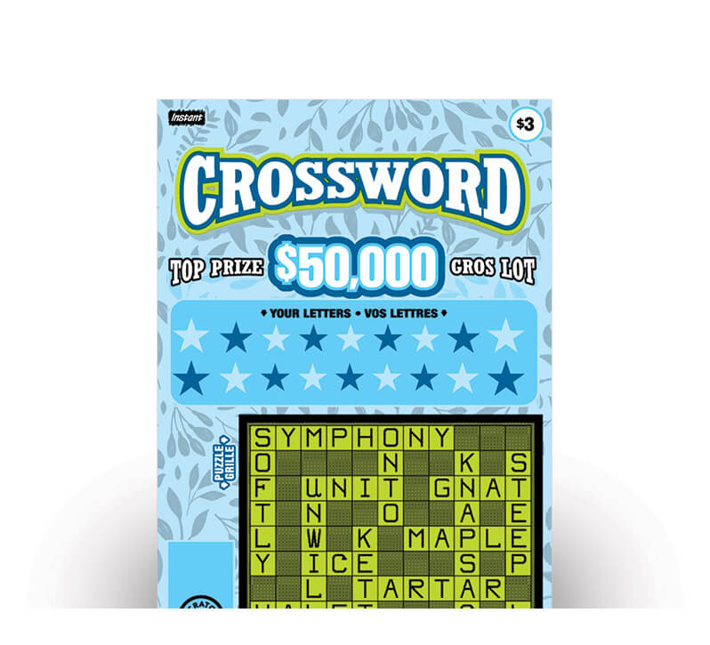 Instant crossword 3224 ticket