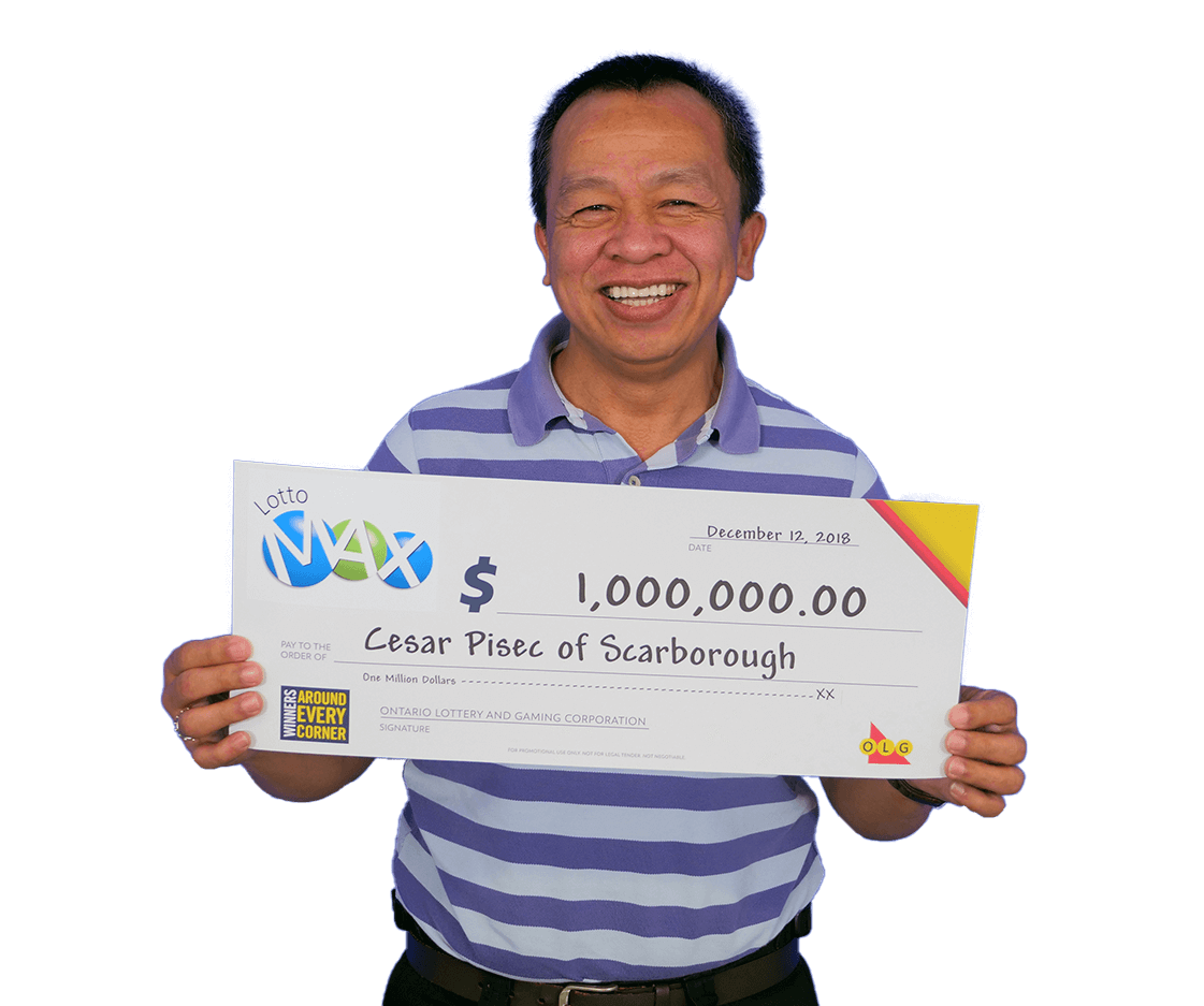 Winning Numbers LOTTO MAX | OLG