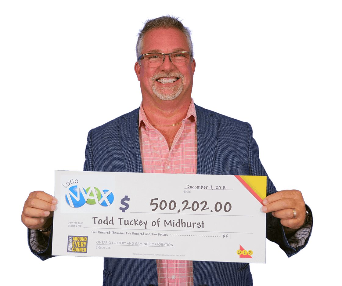 Gagnant à Lotto Max