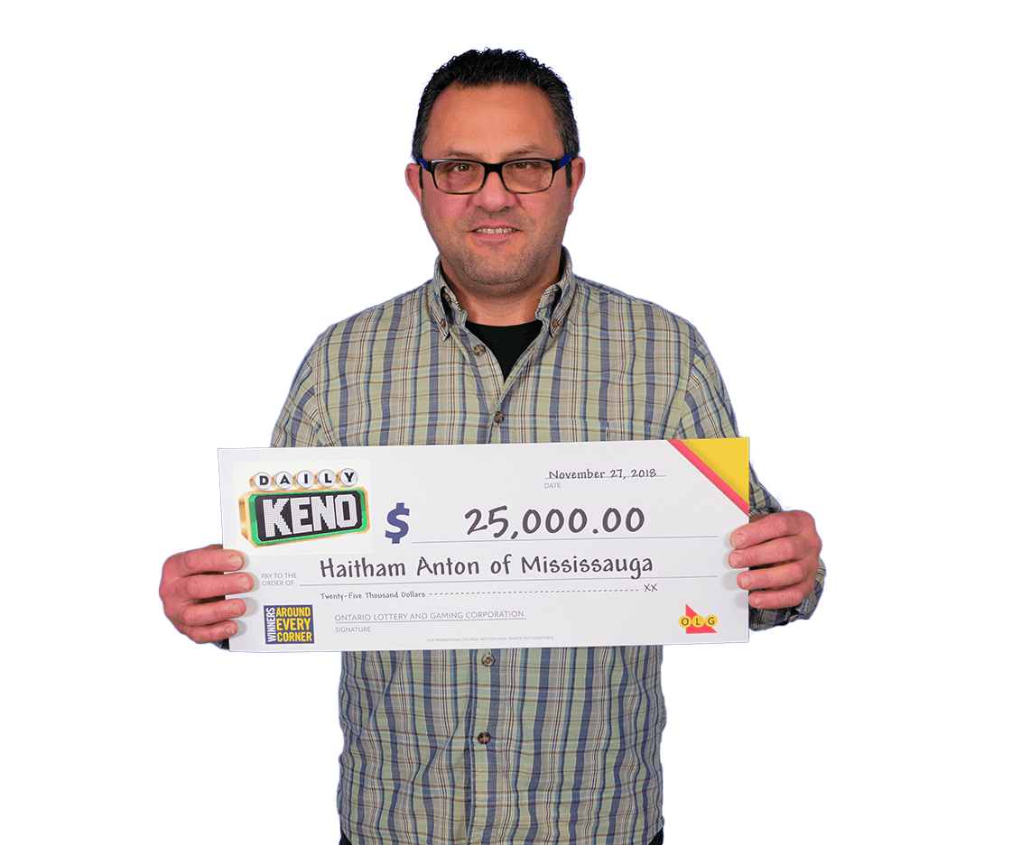 Winning Numbers DAILY KENO | OLG