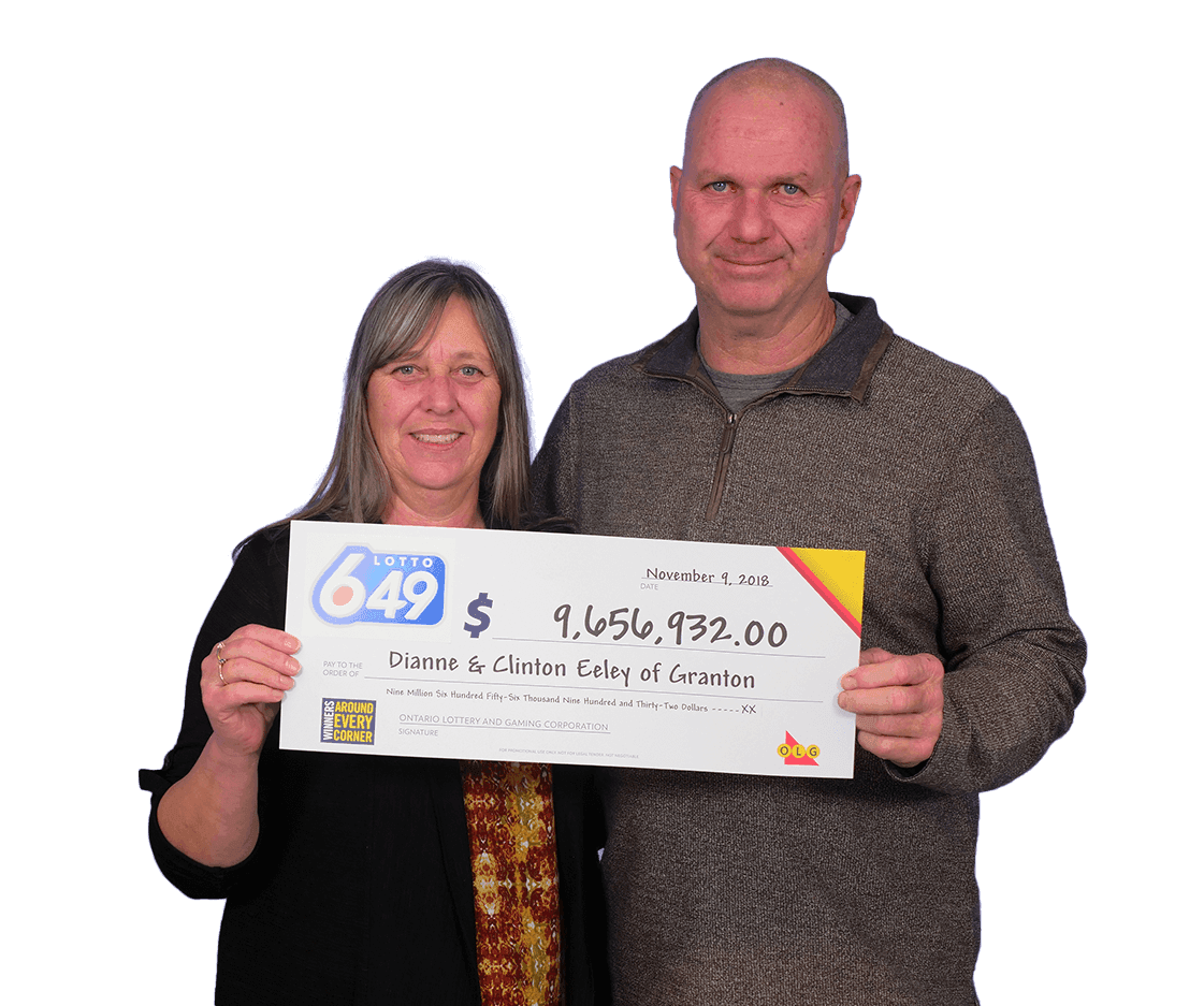 Lotto 649 winners