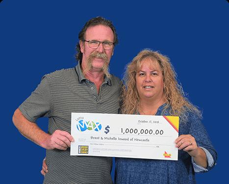 Gagnants à Lotto Max