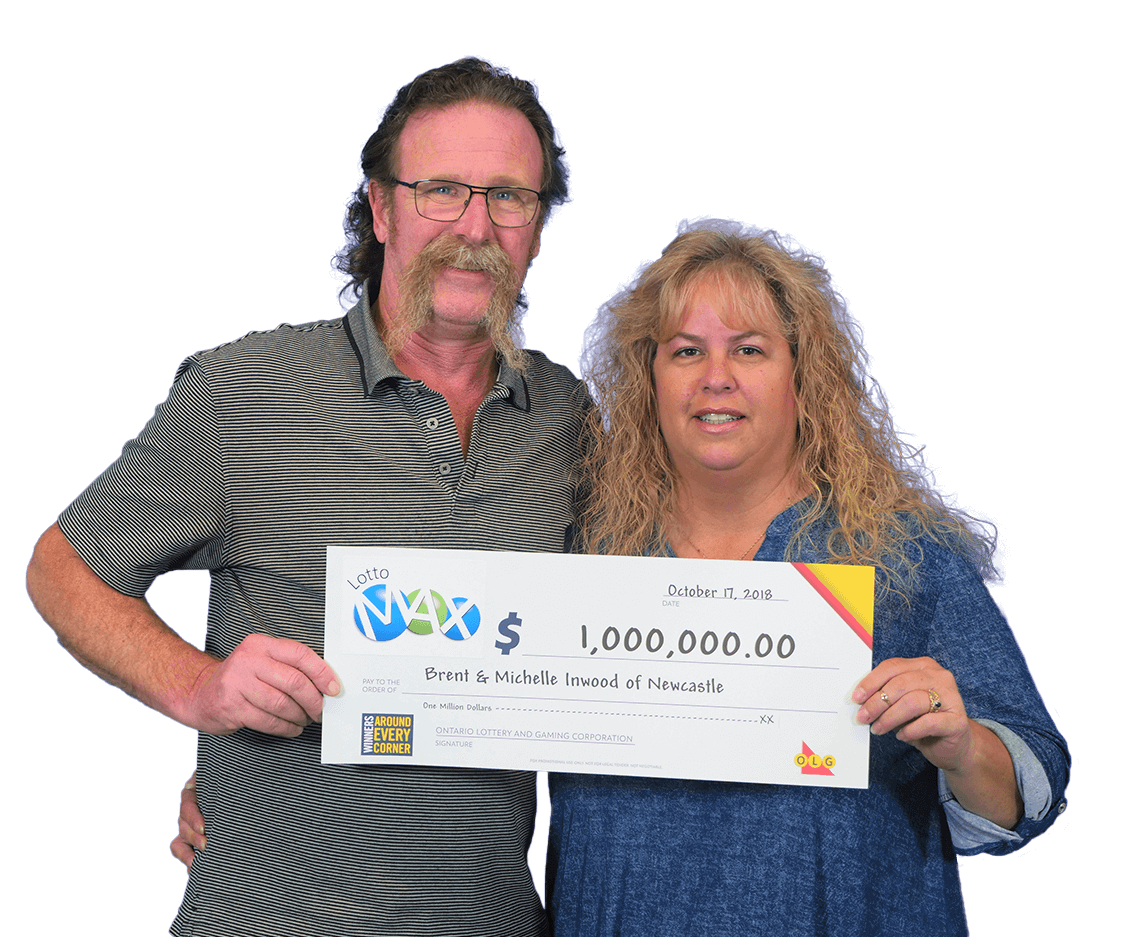 Gagnants à Lotto Max