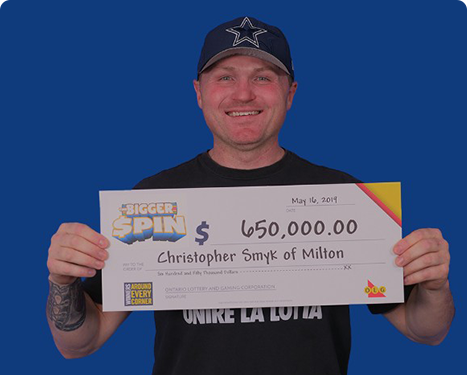 instant winner
