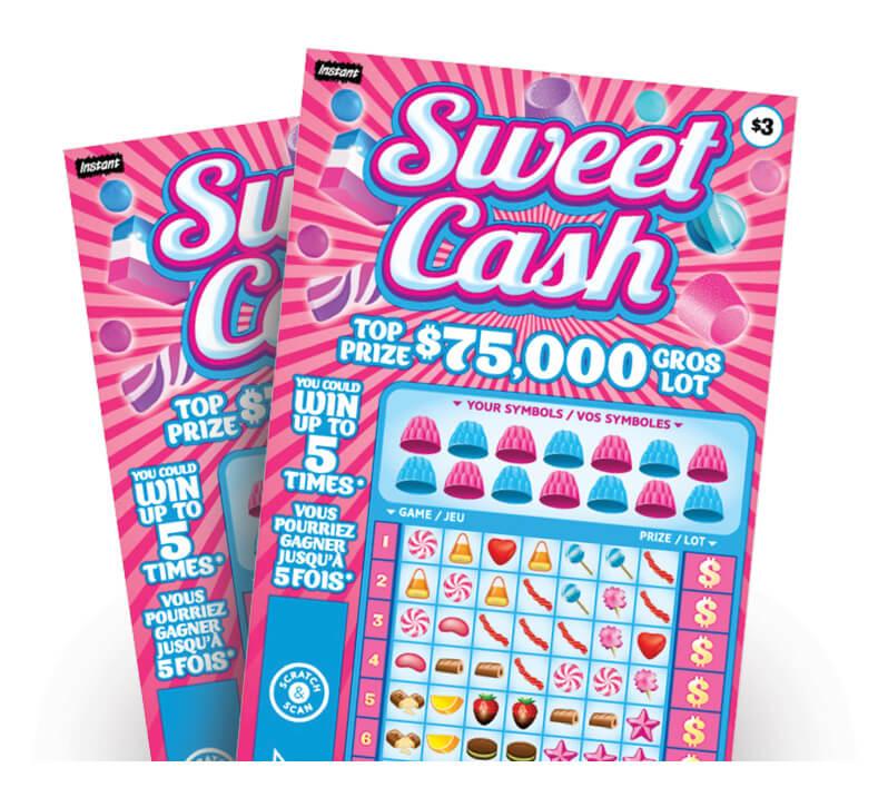 Sweet Cash 2076 tickets