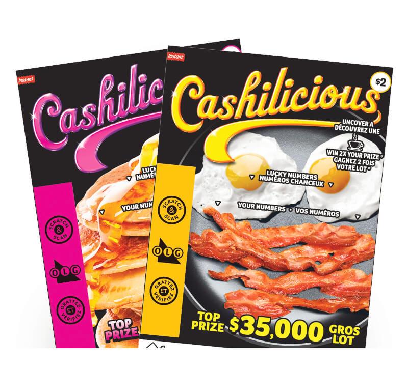 Cashilicious 2103 tickets