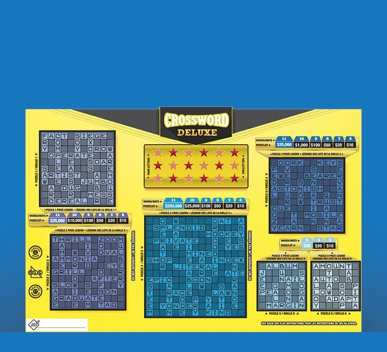 Crossword Deluxe 2113