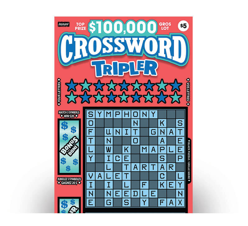 Crossword Tripler 2135