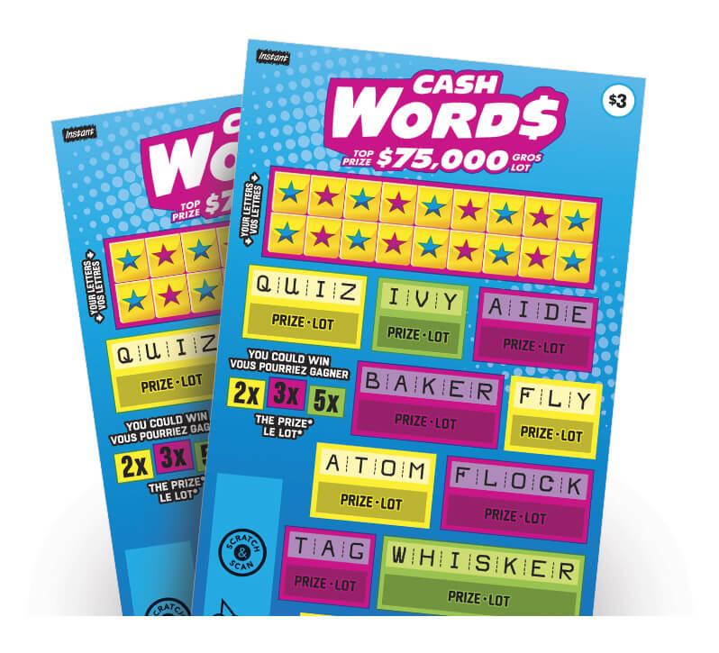 Cash Word$ 2141 tickets