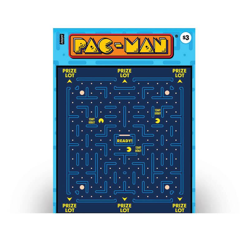 Pac-Man 2142 ticket