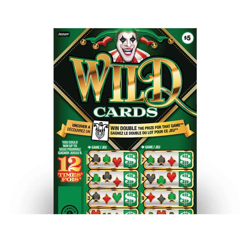 Wild Cards 2166 ticket