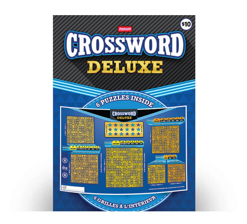 Billet Crossword Deluxe 2173