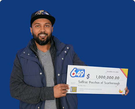 Gagnant à Lotto 649