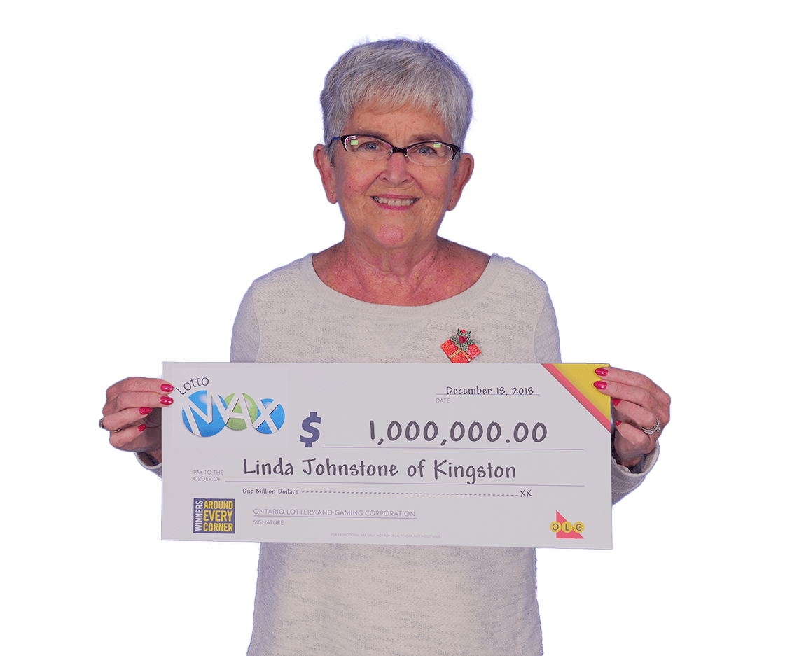 Lotto max winner