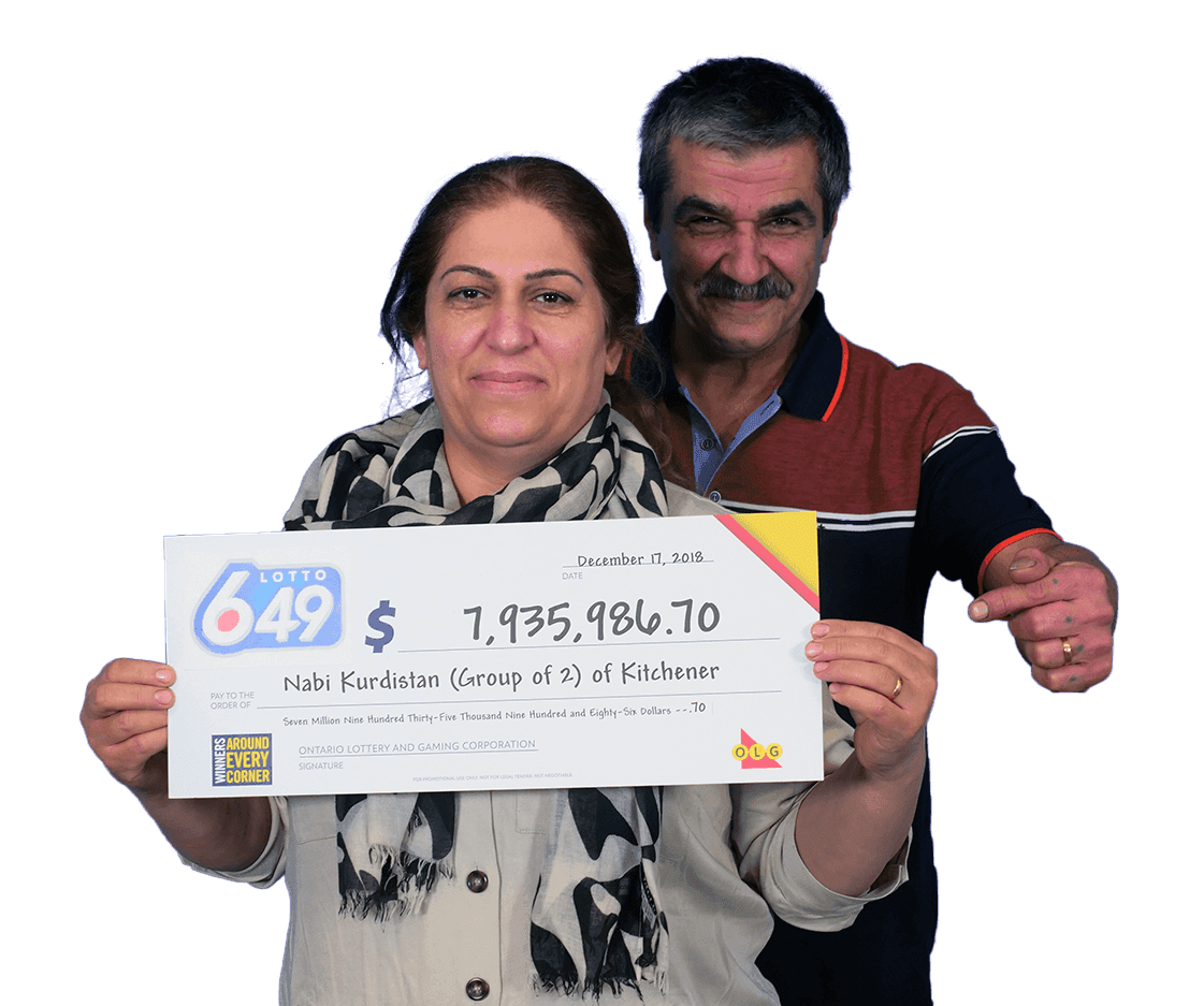 Gagnants à lotto 649