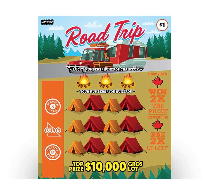 Road Trip 2153 ticket