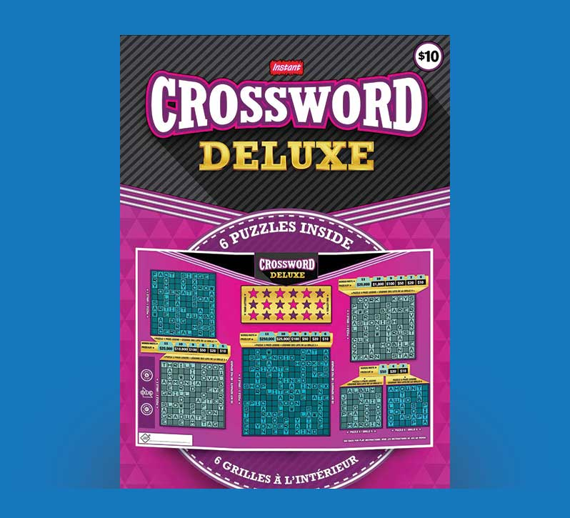 Billet Crossword Deluxe 2179