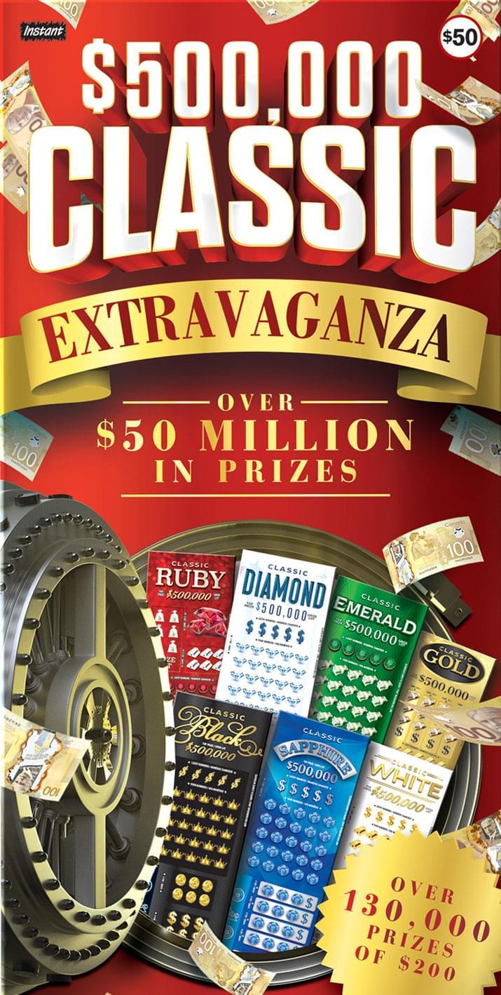 $500,000 Classic Extravaganza