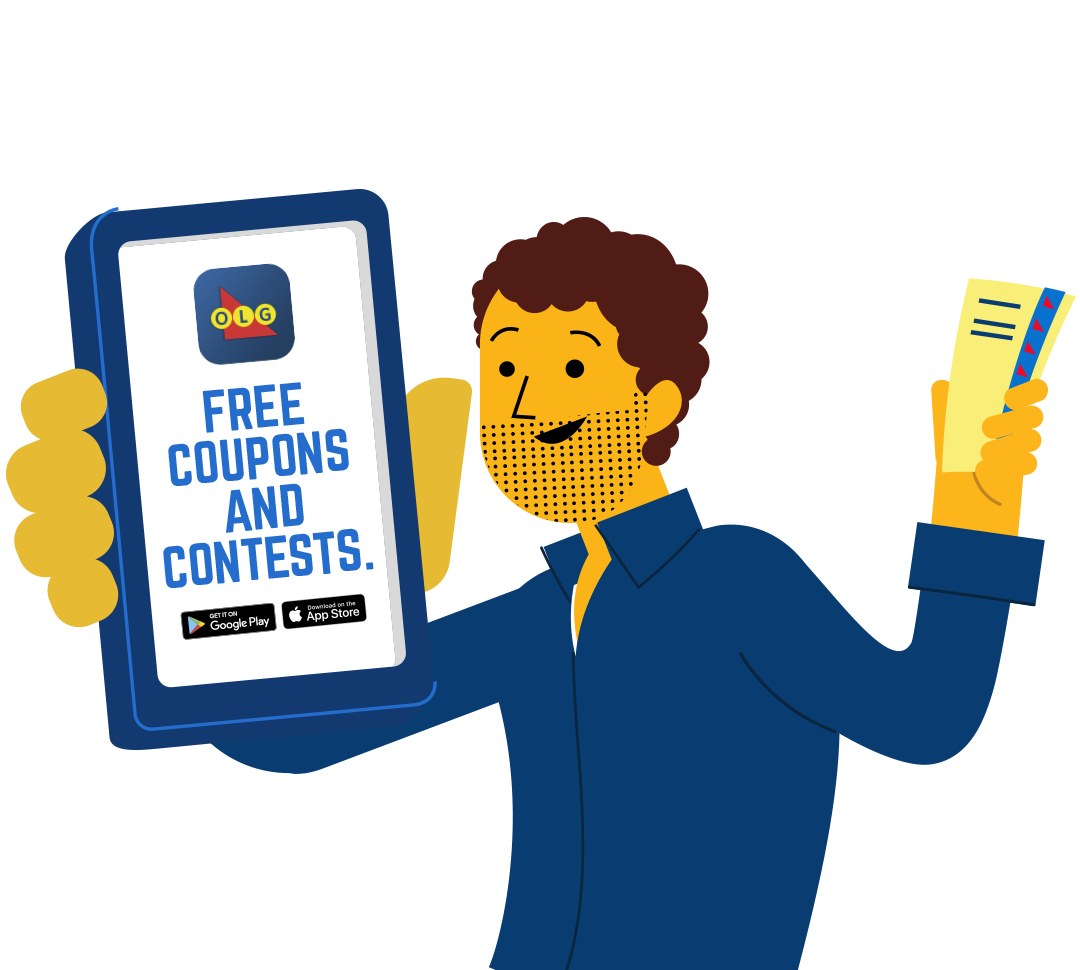 free coupons and contests
