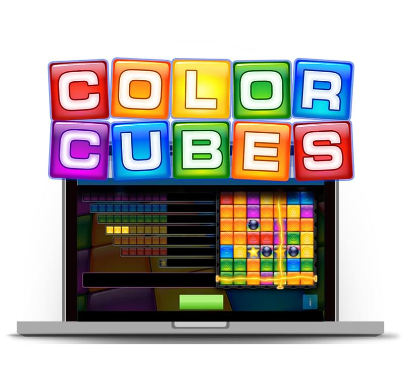 PlayOLG Instant Color Cubes