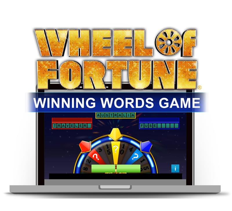 PlayOLG Instant Wheel of Fortune Winning Words