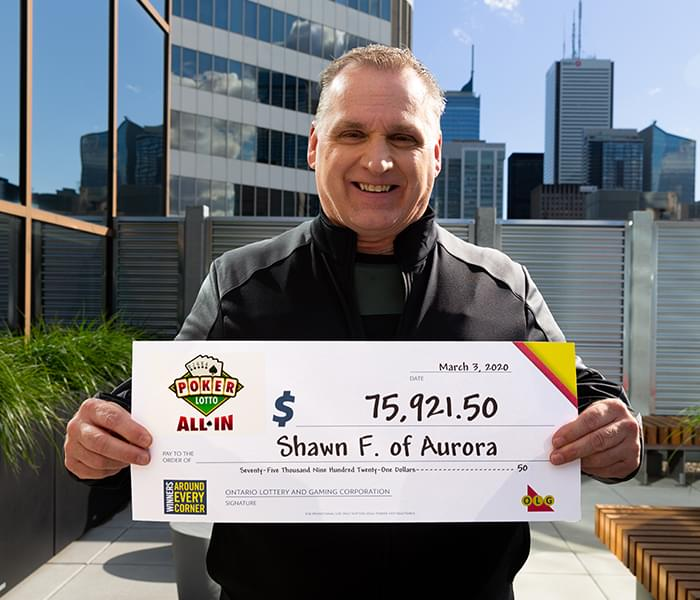 Gagnant à Ontario 49