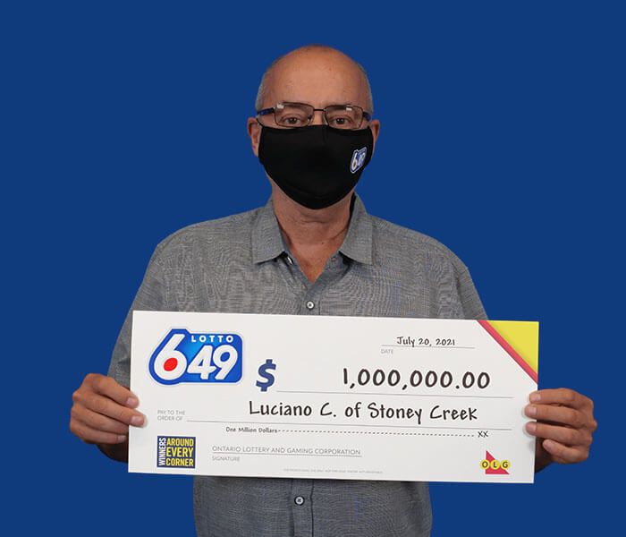 GAGNANT RÉCENT lotto 649
