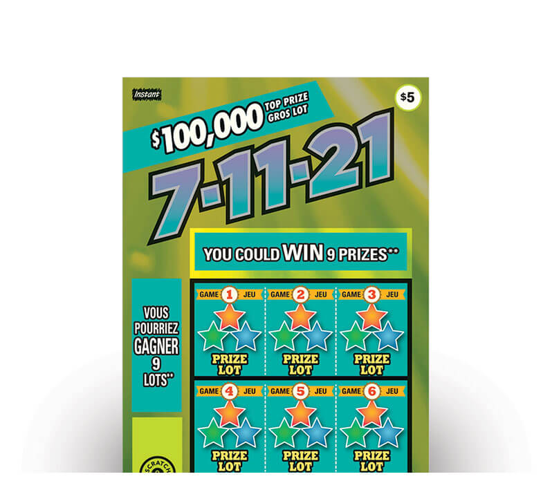 olg 7-11-21 instant lottery ticket