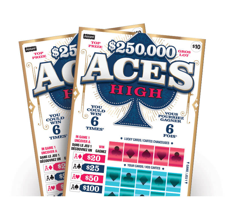 two olg instant aces high tickets