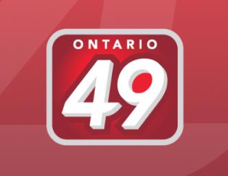 OLG ONTARIO 49 logo