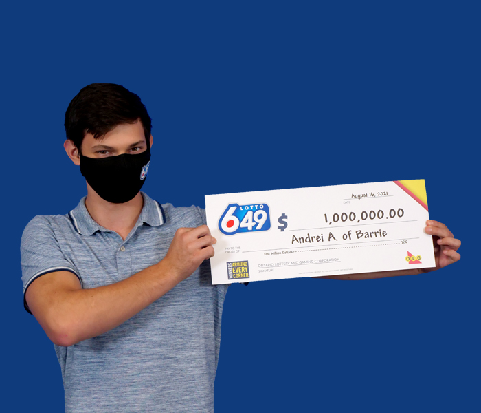 GAGNANT RÉCENT LOTTO 6/49