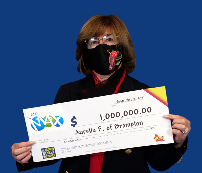 recent lotto max winner