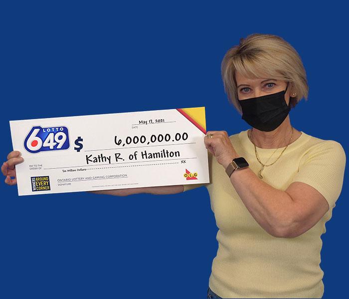 GAGNANTe RÉCENTe lotto 649