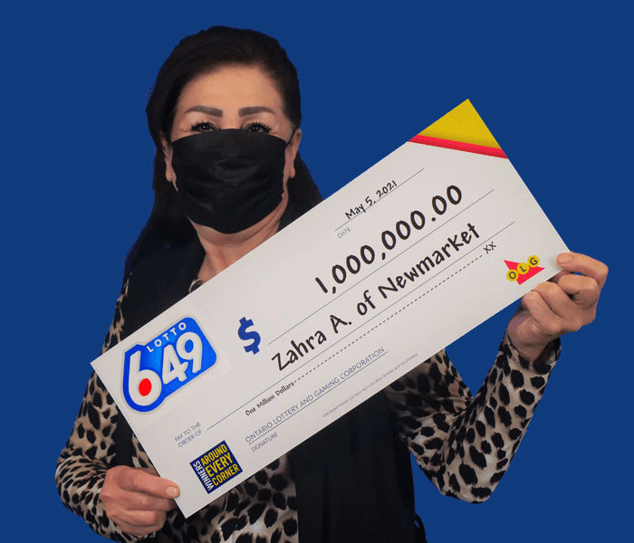 recent lotto 649 winner